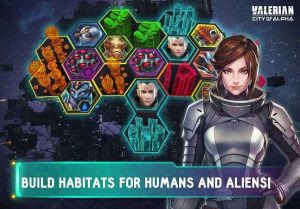 Valerian City of Alpha Apk