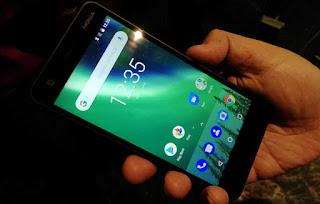 Cara Hard Reset Nokia 2