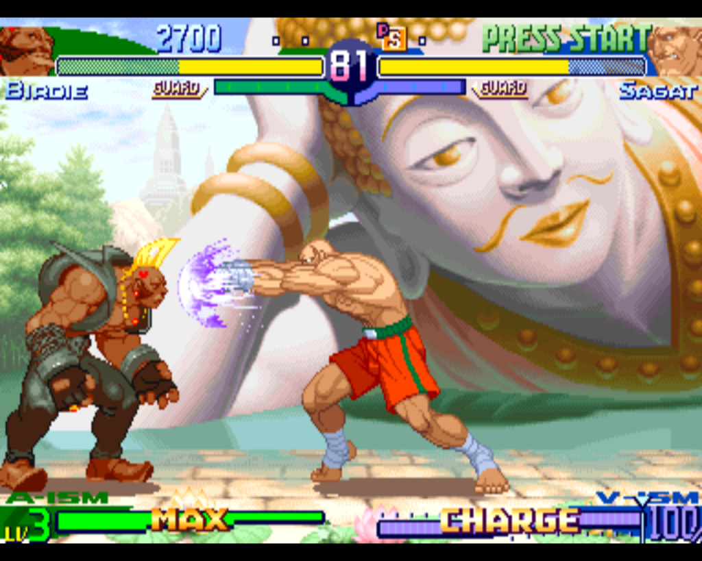 Street Fighter Game Free
