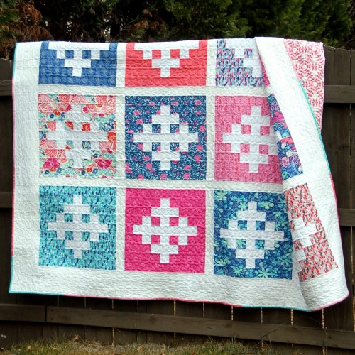 Nordic Playlist - Free Quilt Pattern