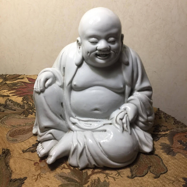 Dreaming That The Buddha Was Not Fat by Omar Cherif, One Lucky Soul