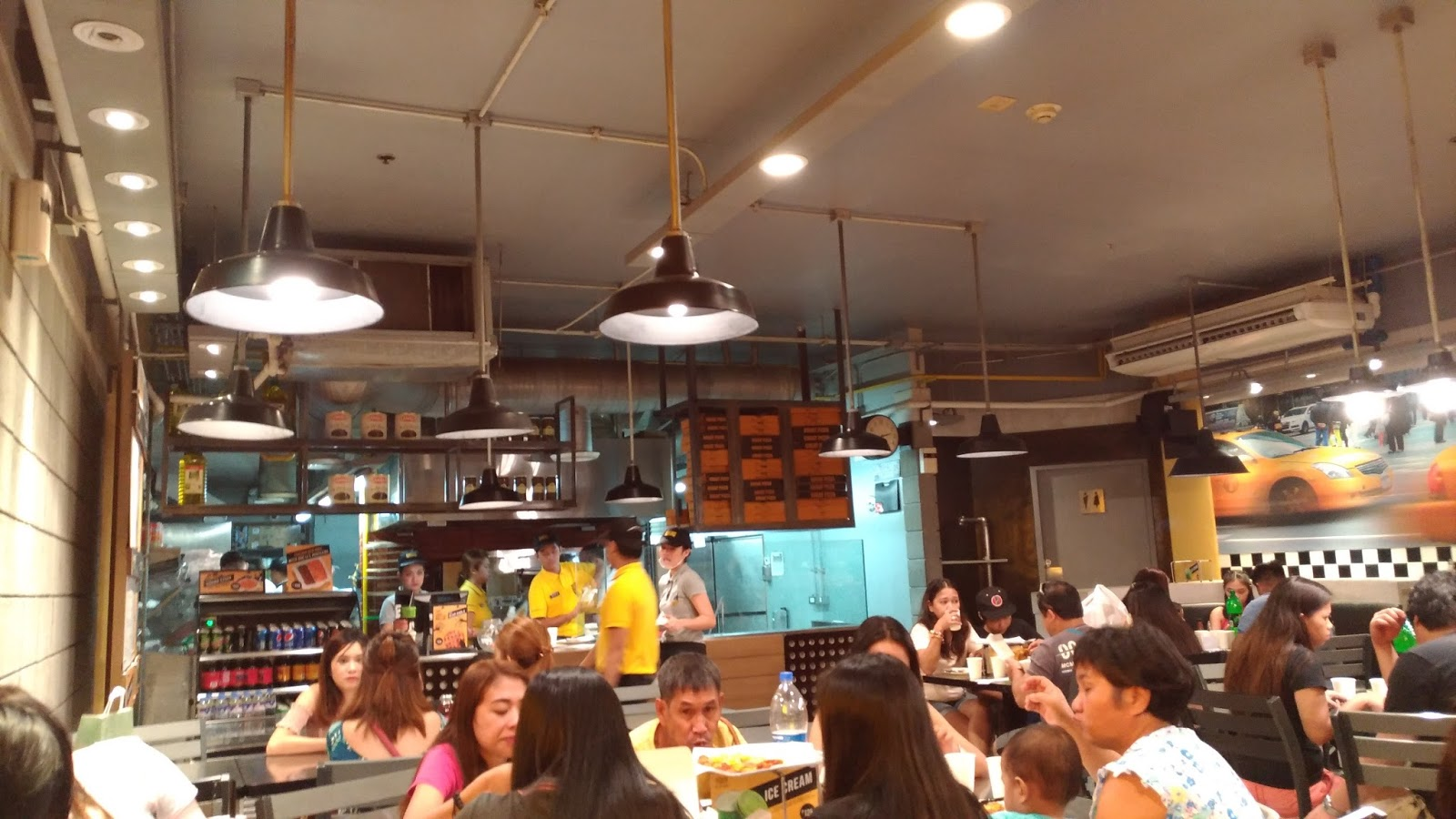 Unlimited Pizza Yellow Cab Philippines