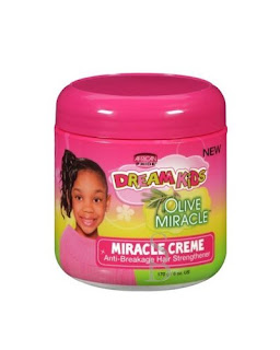 Dream kids Olive Miracle Miracle Creme Anti-breakage Hair Streghtener