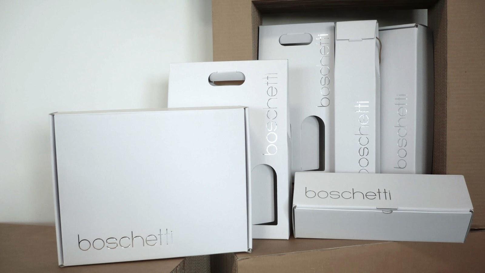 scatole vino bianche