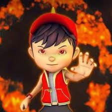 Foto boboiboy Api 2