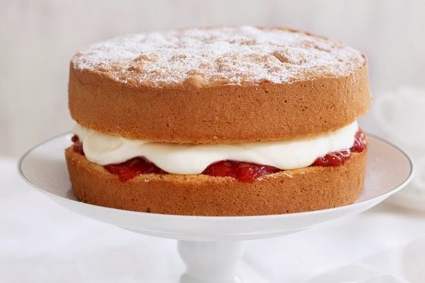 Sponge Cake Ricardo
