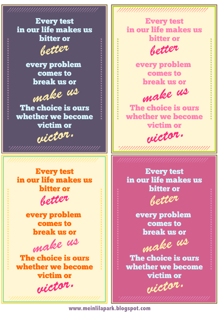 Amazing Life Quotes For Inspiration Free Printable Cards: Free Printable Motivational Quote Journaling Cards And