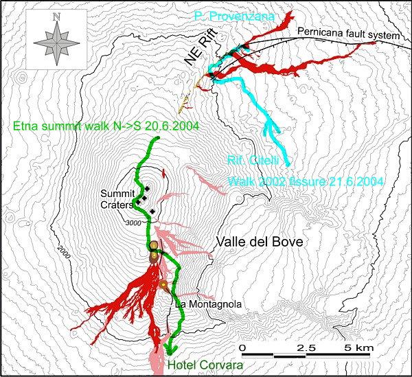 New Etna Volcano Eruption Rudis Blog