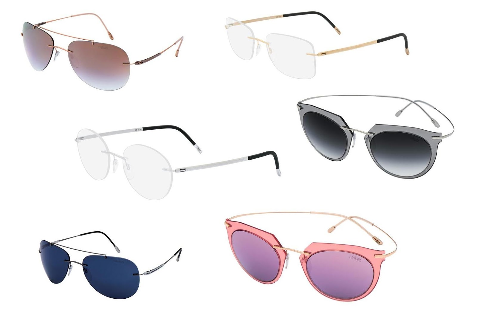 Collection of Silhouette Eyewear