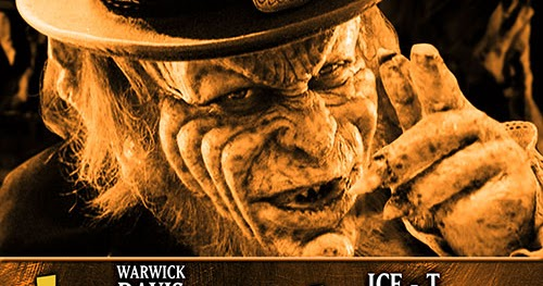Leprechaun In The Hood Ice T Geektastic Film Review...