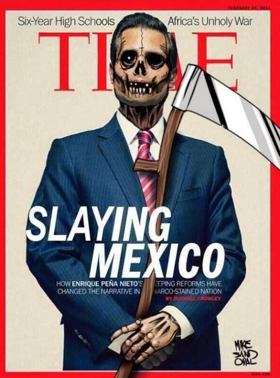 Adiós Mexican Moment: Destrozan Washington Post y New York Times a Peña Nieto