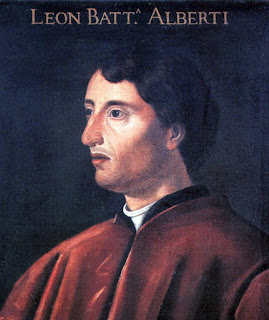 Leon Battista Alberti contributed to many aspects of Renaissance cultural development