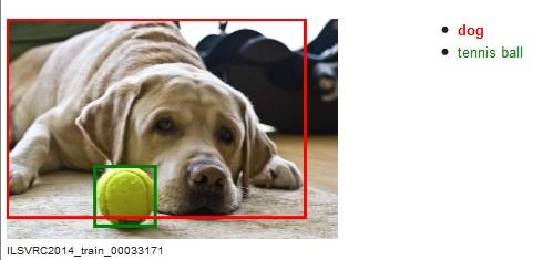 computer vision application