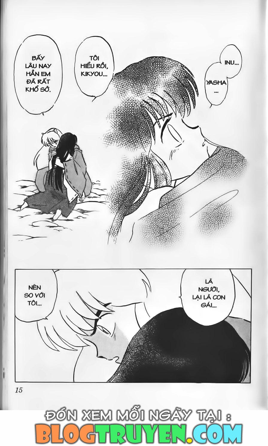 Inuyasha vol 06.1 trang 14