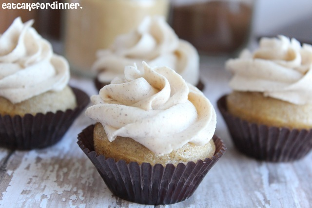 Eat Cake For Dinner Vanilla Chai Cupcakes With Chai