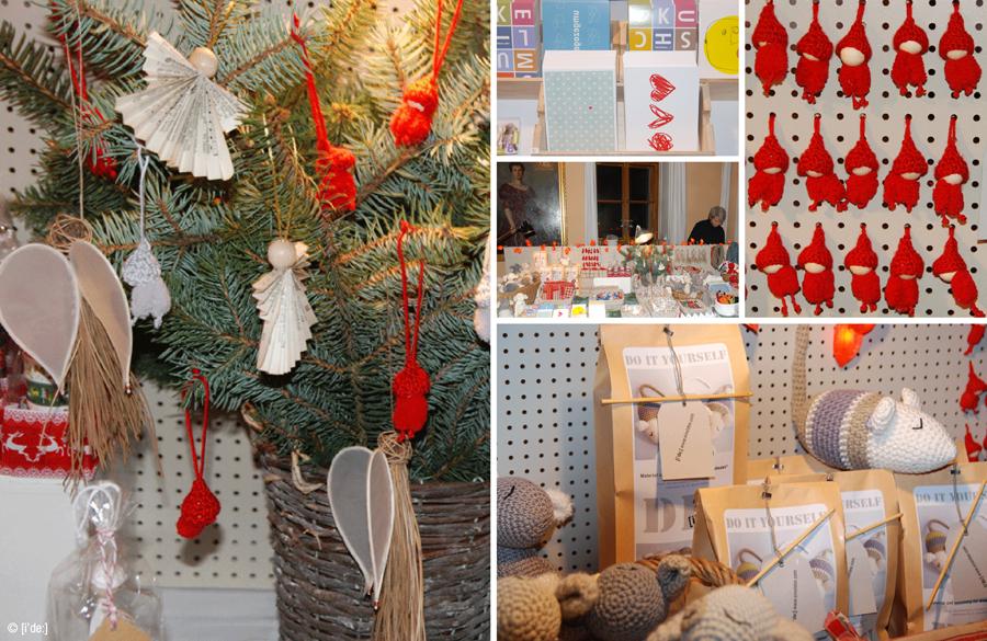Proschwitz Weihnachtsmarkt.Eineidee 2012