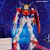 HGBF 1/144 Star Burning Gundam Exhibited at 56th Shizuoka Hobby Show