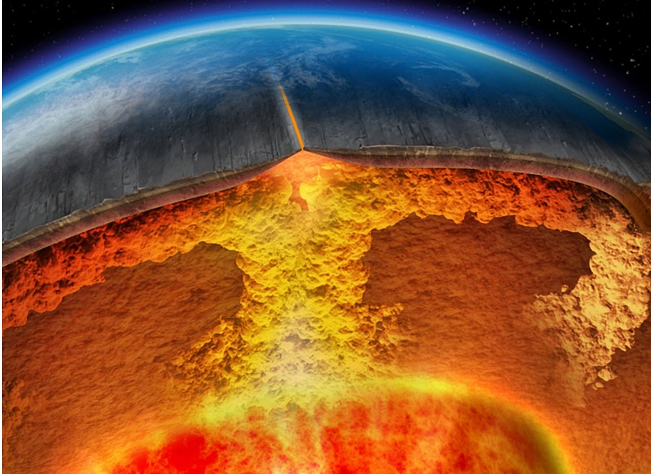 Real Pictures Earth S Crust Impremedia Net