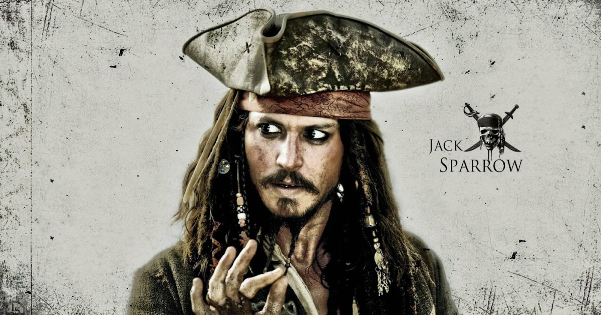 Jack Sparrow HD Wallpaper