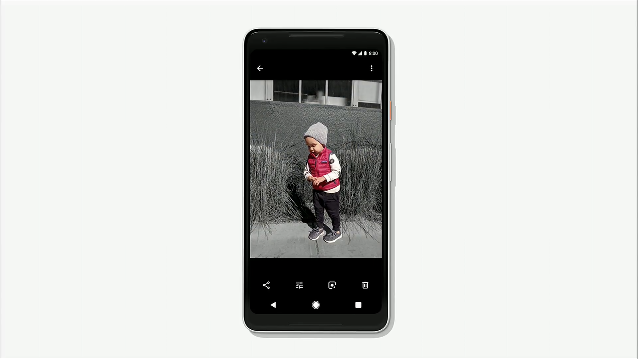 Google Photos Color Pop Feature Rolling Out Now