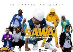 Download Audio: Dogo Sillah Ft Rs Family – SAWA