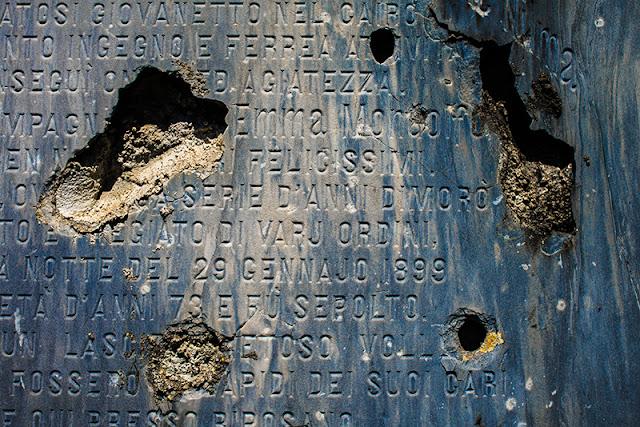 Cimitero ebraico Rožna dolina Nova Gorica Gorizia