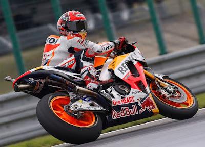 Marquez Harus Jatuh Satu Kali untuk Naikkan Rating MotoGP