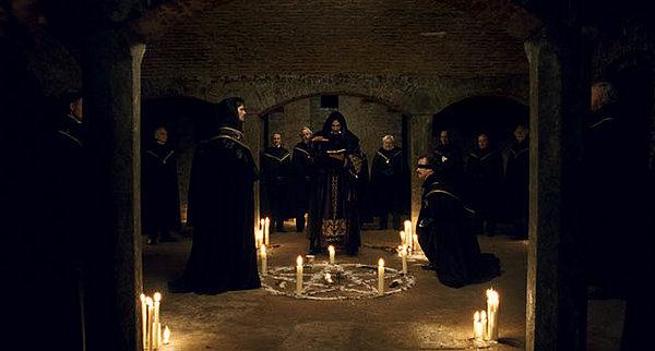 ritual sihir biasanya dilakukan oleh kabbala, tapi tidak hanya mereka