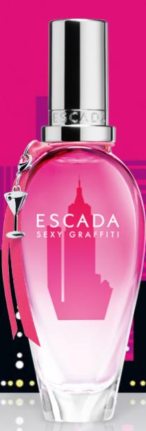 Escada sexy graffiti