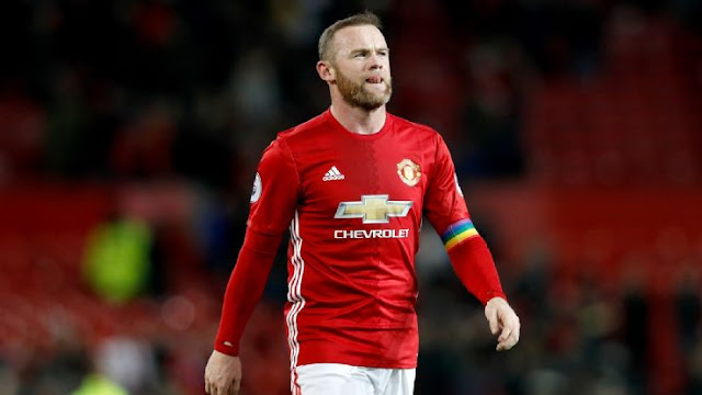 Jarang Dimainkan, Benarkah Rooney Akan Hengkang dari MU?