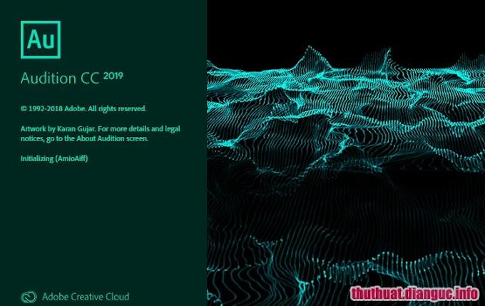 Download Adobe Audition CC 2019 v12.1.0.180 Full Cr@ck