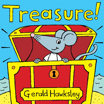 Cover image of mouse in treasure chest