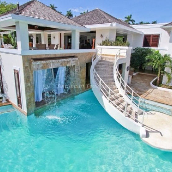 Big Houses With Swimming Pools: Life In The Barbie Dream House: Swimming Pool Inspiration