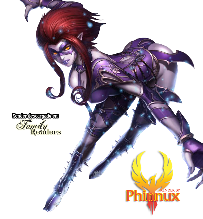 PNG-Masquerade Evelynn