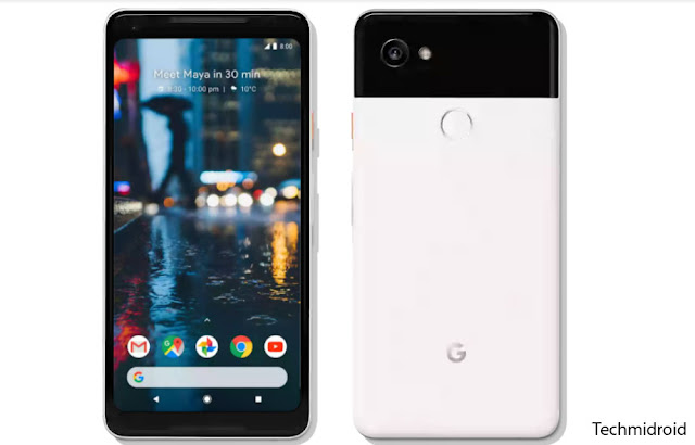 google pixel 2 XL techmidroid