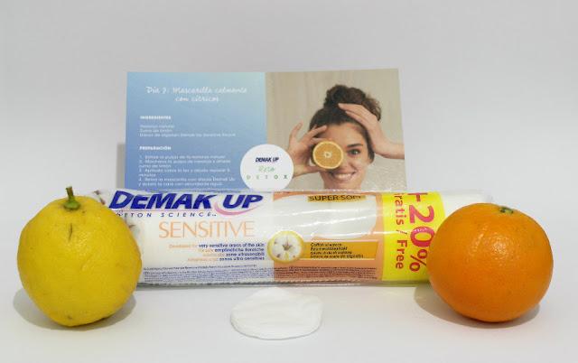 limon y naranja para rostro