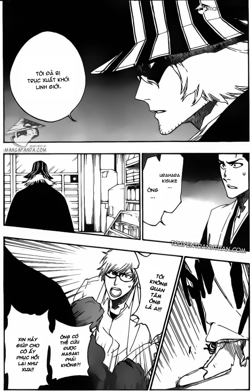 Bleach chapter 535 trang 6