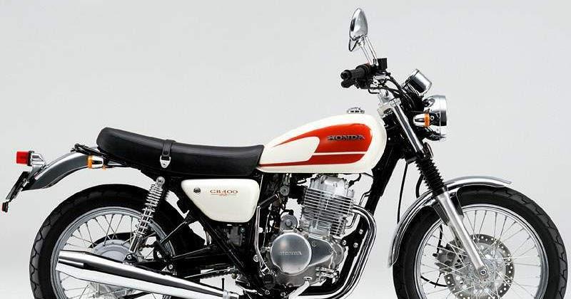 Gambar Modifikasi CB Klasik Retro  Blog Motor ID