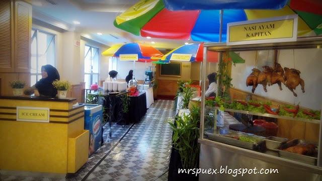 Buffet Ramadhan Hotel De Palma Shah Alam
