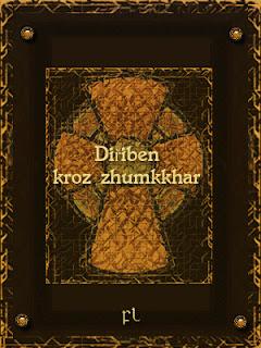 Diřiben kroz zhumkkhar Cover