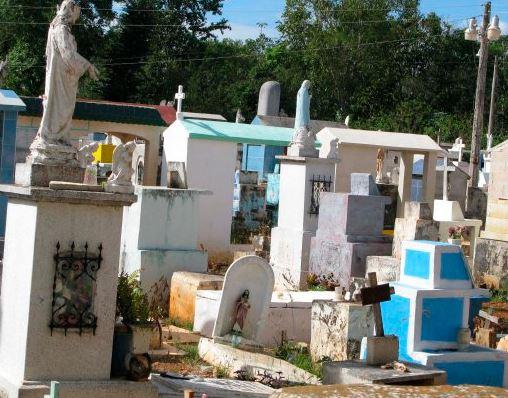 Resultado de imagen para Muna cementerio