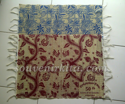 souvenir plismet mendong