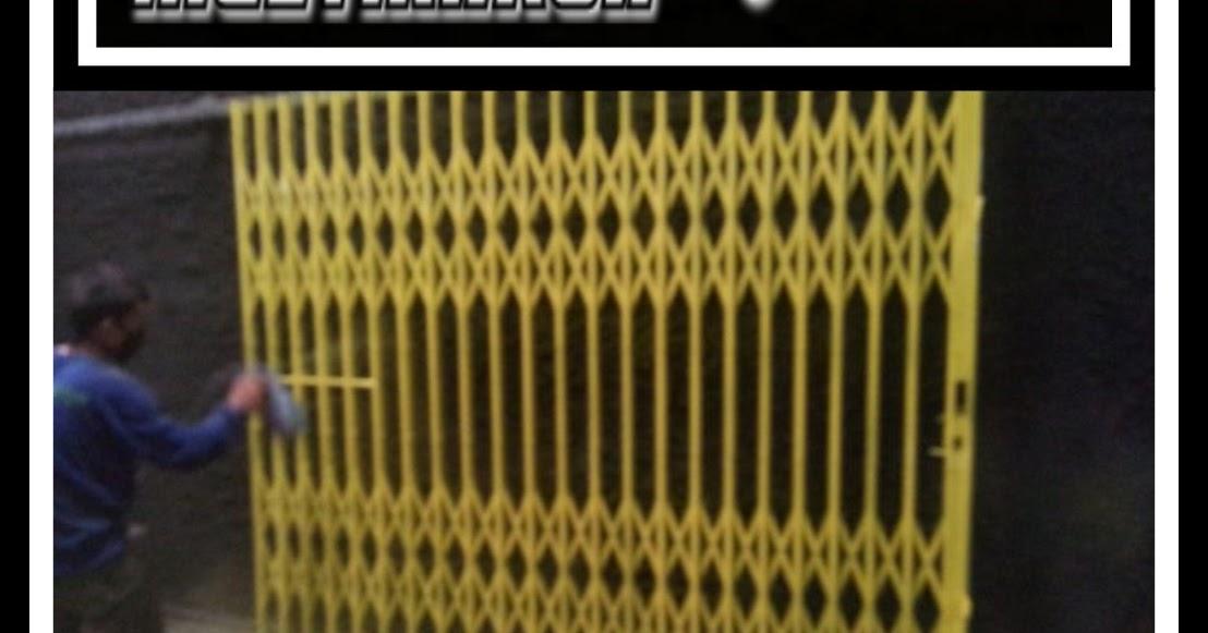 Daftar Harga Pintu Harmonika Bekasi Murah Folding Gate
