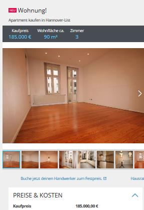 vorkassebetr ger mit immobilien private claudia marsik berlin 12121. Black Bedroom Furniture Sets. Home Design Ideas