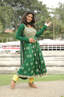 Beautiful Dress - Actress Sneha 1