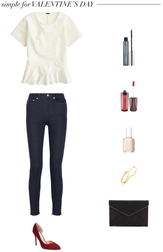Valentine's Day Outfit // A Style Caddy