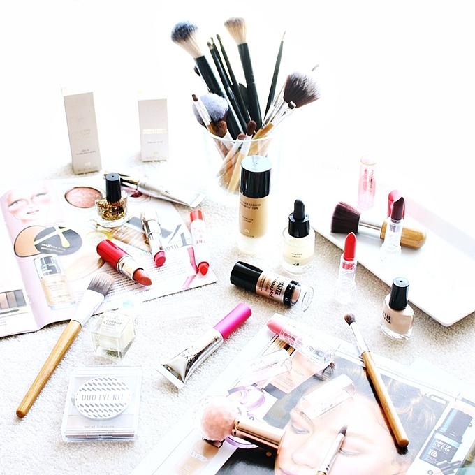 Jelena Zivanovic Instagram @lelazivanovic.Sring drugstore makeup haul.Prolecna sminka 2017.