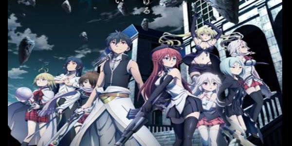 Download Film Trinity Seven the Movie: Eternity Library and Alchemic Girl (2017) Subtitle Indonesia