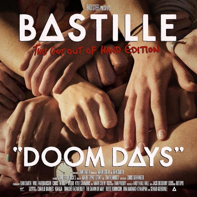 Bastille lança versão estendida de um dos melhores discos do ano, Doom Days