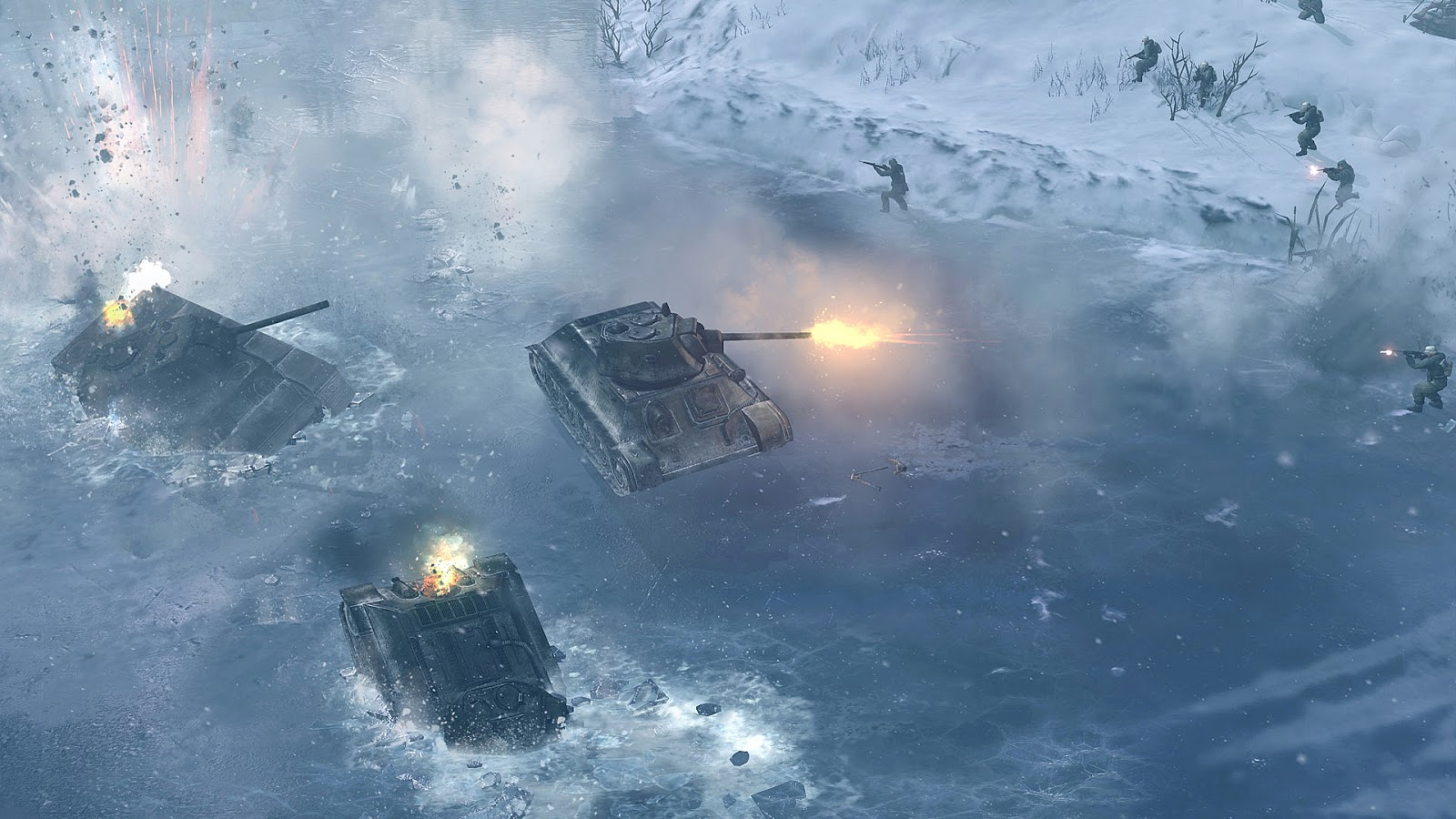 Company Of Heroes 2 Review We Know Gamers Gaming News Previews And Reviews